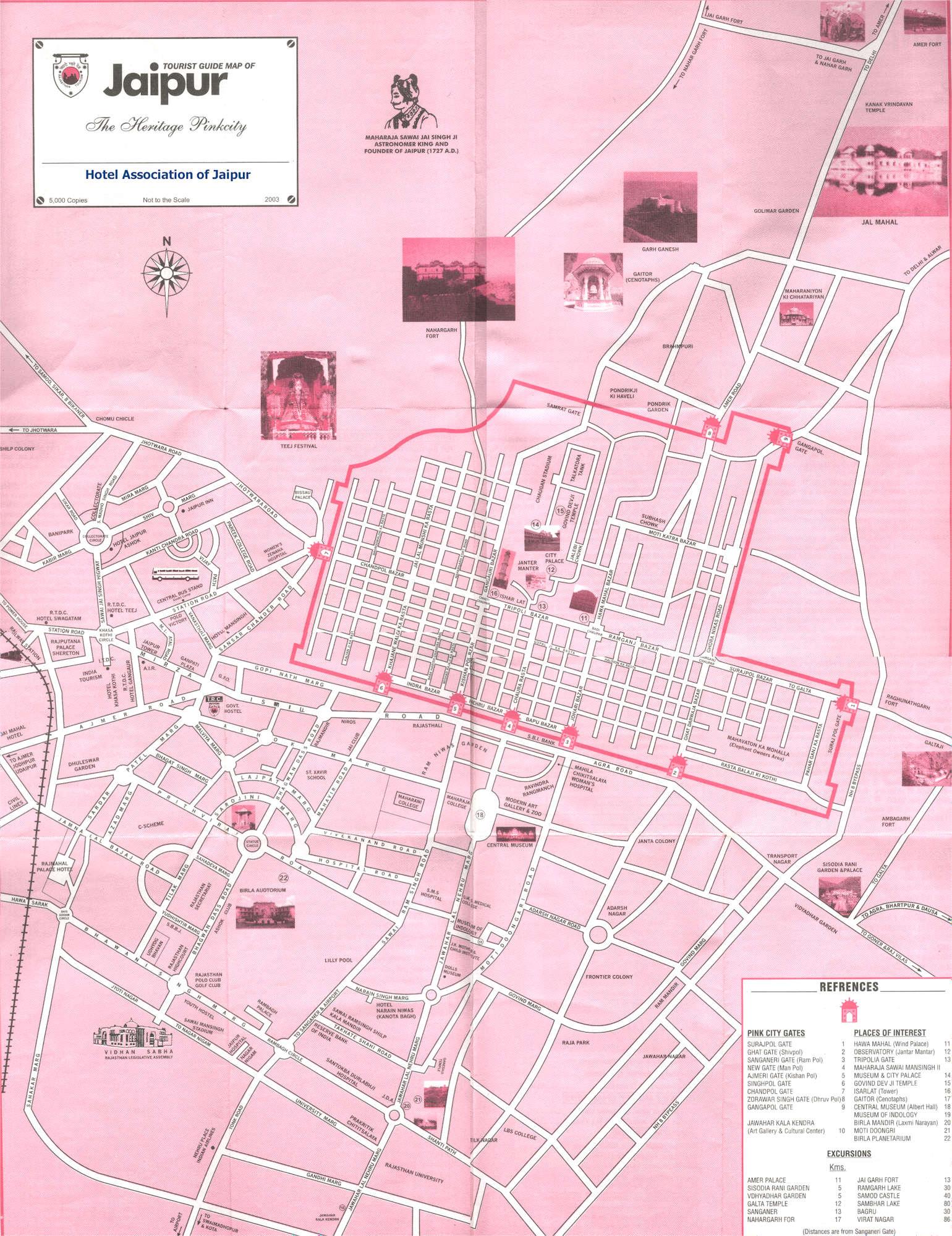 Jaipur Maps JAIPUR Travel Guide Jaipur Tourism Portal Jaipur Rajasthan